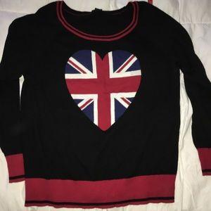 Union Jack Torrid Sweater 2